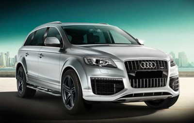 Yeni Audi Q7 2016 1